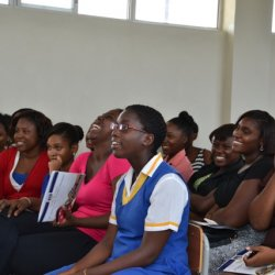 Photo Digest » St. Hugh's High (6th Form Orientation) - Sep 2015 - Schools Outreach