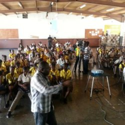 Photo Digest » MAR2013 Schools Outreach - Trench Town High