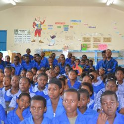 Photo Digest » JAN 2014 Schools Outreach - Old Harbour Primary