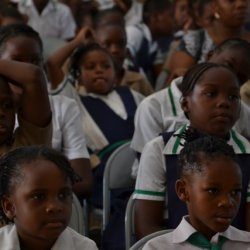 Photo Digest » MAY 2014 Schools Outreach & Launch of Media Club - Calabar Infant, Primary and Junior High School