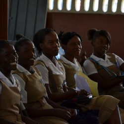 Photo Digest » MAY 2014 Schools Outreach - Holy Trinity High School