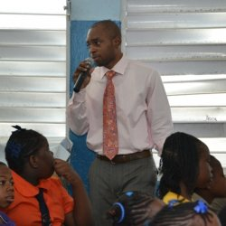 Photo Digest » FEB 2015 Schools Outreach - Denham Town Primary