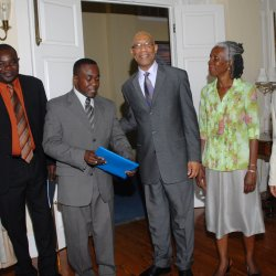 Photo Digest » Courtesy call on the Governor General