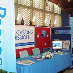 Photo Digest » BCJ Participates in the 2010 UWI Career Exhibition