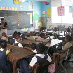 Photo Digest » Reading Day at Maverley Primary & Junior High