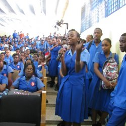 Photo Digest » SEP 2012 BCJ Schools Outrech to Jose Marti Technical High