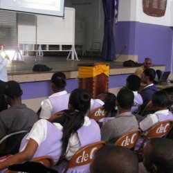 Photo Digest » OCT 2012 BCJ Schools Outreach - deCarteret College