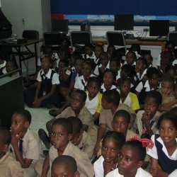 Photo Digest » FEB2013 Schools Outreach - Allman Town Primary