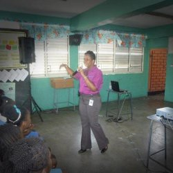 Photo Digest » FEB2013 Schools Outreach - Constant Spring Primary