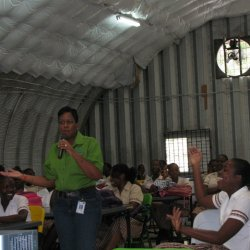 Photo Digest » MAR2013 Schools Outreach - St. James High