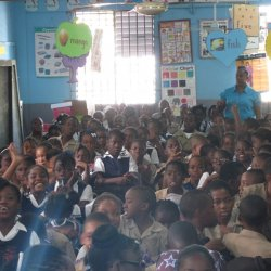 Photo Digest » MAR2013 Schools Outreach - Barracks Road Primary