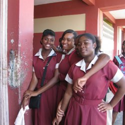 Photo Digest » MAR2013 Schools Outreach - Godfrey Stewart High