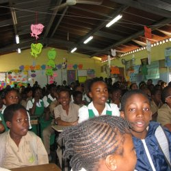 Photo Digest » MAR2013 Schools Outreach - Mona Primary