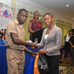 Photo Digest » OCA-BCJ Poster Competition Awards Ceremony - May 2015