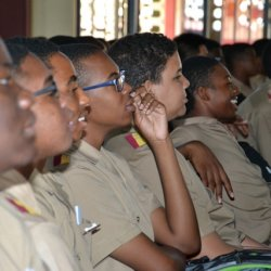 Photo Digest » Wolmer's Boys' - Oct 2015 - Schools Outreach